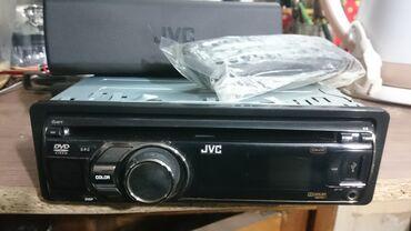 пульт для автомобиля в Кыргызстан: Продаю! DVD-Магнитола JVC ! Флешка. Оригинал! Производство Индонезия!