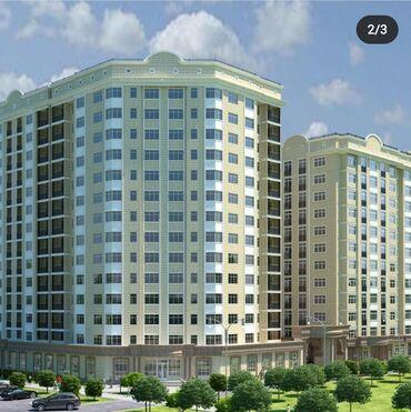 Недвижимость - Аламедин (ГЭС-2): Элитка, 1 комната, 49 кв. м Бронированные двери, Лифт, Без мебели