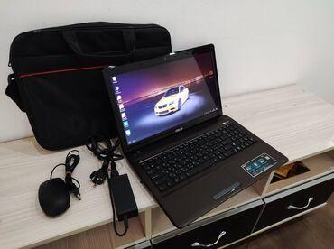 Электроника - Беловодское: Ноутбук Asus .4х ядерный,состояние идеальное.все родное.как
