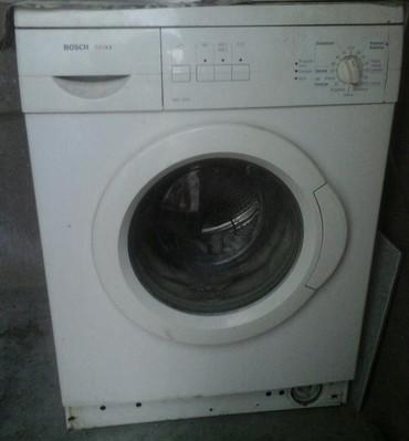- Azərbaycan: Öndən Avtomat Washing Machine Bosch 7 kq
