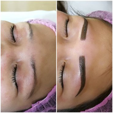 🌸мастер перманентного макияжа 🌸теневая растушевка, 🌸все виды макияжа 🌸 в Бишкек