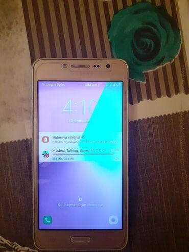 Samsung Galaxy Grand 2 8 GB qızılı