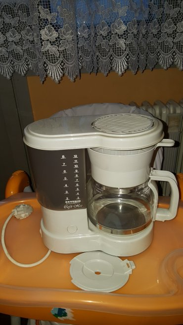 Cetnici sever - Srbija: Aparat za filter kafu severin iz nemacke, za 8 srednjih solja ili 12