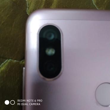 Xiaomi redmi note 3 pro 2 16gb silver - Azerbejdžan: Novo Xiaomi Redmi Note 6 Pro 64 GB roze