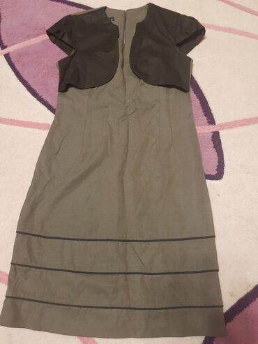 Женская одежда - Кок-Джар: Срочно продаю б/у платье .производство турция .1500с .качество и