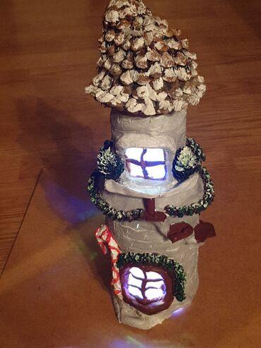 Ukrasne Novogodisnje lampe ( bezicne)Pravimo po porudzbinama I cena