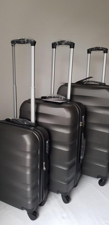 Kofer - Srbija: Nova kolekcija kofera od ABS plastike marke ORMI - BONTOURUvoz iz