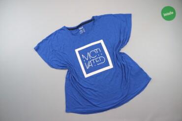 Жіноча футболка з принтом Crivit, р. L   Довжина: 60 см Напівобхват гр