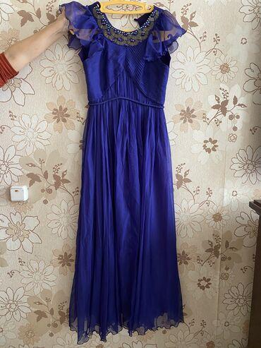 Продаётся платье б/у Сшито на заказ Размер 44-46 на рост 158