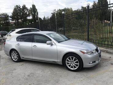 Автомобили в Бишкек: Lexus GS 3 л. 2005 | 168327 км