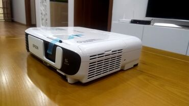 Proyektorlar - Azərbaycan: Проектор Satilir Epson EB-X41 NEW YENI Teze!!! Zamanet 1 ilSheher