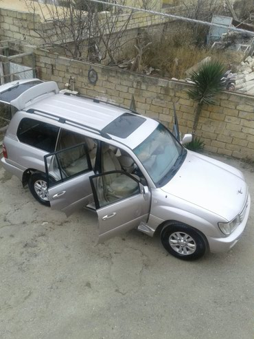 toyota land cruiser - Azərbaycan: Toyota Land Cruiser Prado 2003