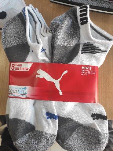 adidas duramo zhenskie в Кыргызстан: Носки оптом Puma sport socks (США) есть в наличии 8пар в упаковке