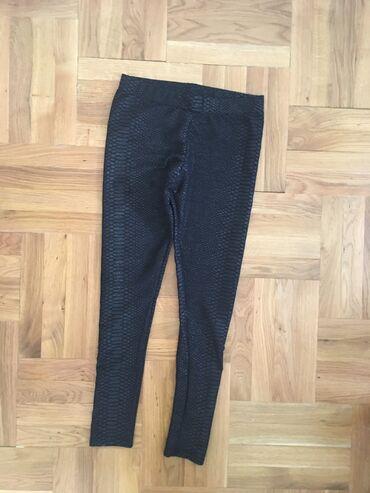 Ženske pantalone | Lebane: Helanke br 38 elasticne