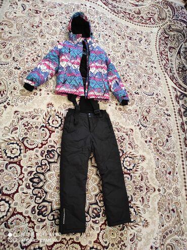 Лыжный костюм на 10-12 лет