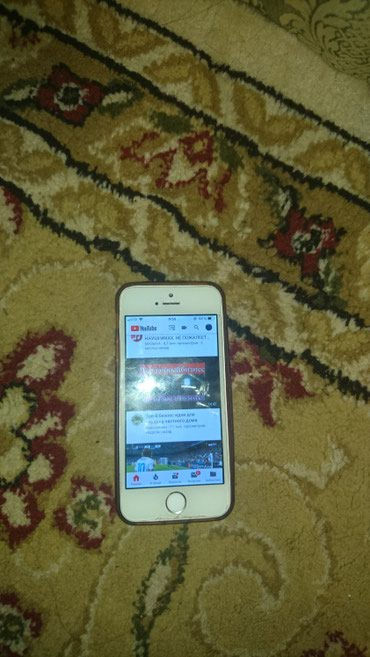 Продаю или меняю iPhone 5s 64gb. состояние в Лебединовка