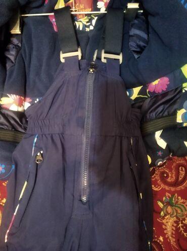 Мусульманская одежда - Кыргызстан: КомбинезонОчень тёплыйОчень хорошем состоянии.2-3жашка. Район рабочий