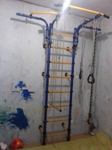 Продаю шведскую стенку б/у в хорошем в Бишкек