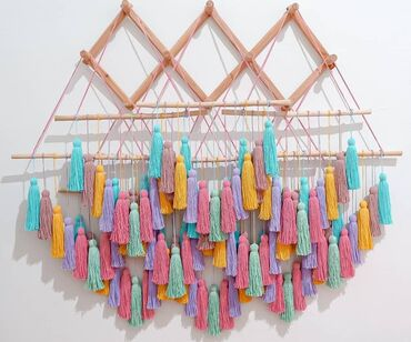 Macrame wall hanging Include free shipping Buy 4 item get cashback 10%