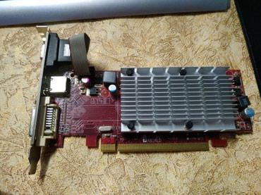 Ati Radeon hd 5400 2GB DDR3 64BIT vga hdmi dvi 1200Сом в Бишкек