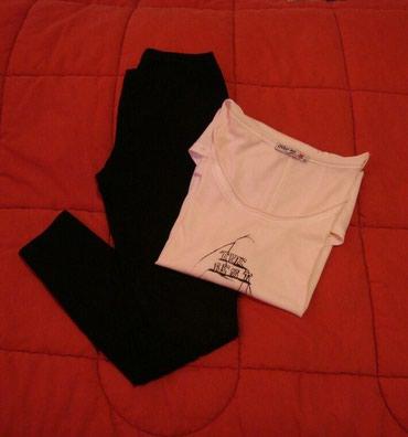 Κολάν με διαφάνειες και μπλούζα : Μedium, σε Kamatero