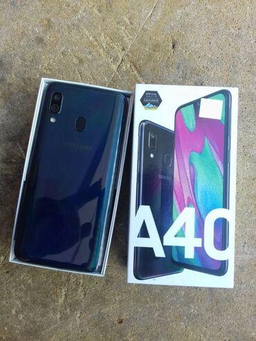 aro 10 16 mt - Azərbaycan: İşlənmiş Samsung A40 64 GB qara
