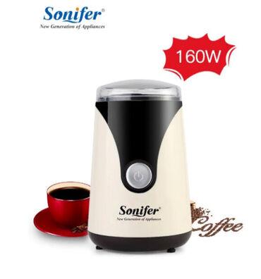 Кофемолка Sonifer SF-3519Объем: 50 г.Корпус: ПластикБезопасность