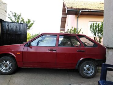 VAZ (LADA) Samara 1.3 l. 1990 | 54000 km