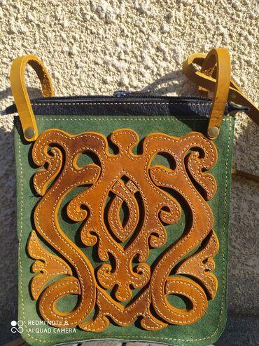 Косилка ручная - Кыргызстан: Женские сумки из натуральной кожи ручной работы