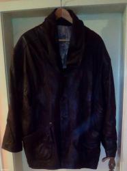 мушка кожна јакна, лака, оригинал немачка кожа, мало ношена, величина - Vrsac