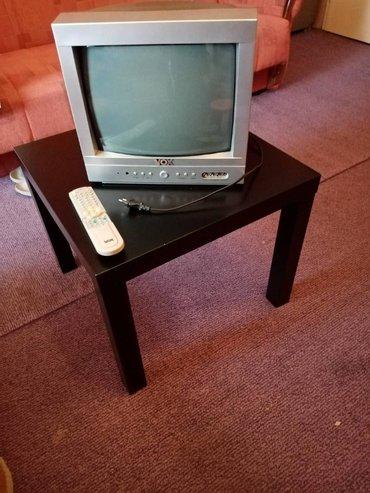 Lcd televizor - Srbija: Prodajem Vox televizor,ispravan,ekran dijagonala 15cm,nema