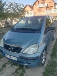 Mercedes-Benz A 170 2003 | 290965 km