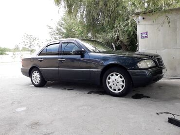 Mercedes-Benz Mingəçevirda: Mercedes-Benz C 200 2 l. 1996 | 236547 km
