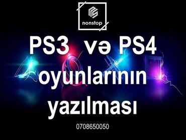 qala konstruktorları - Azərbaycan: Playstation 3 və 4 oyunlarının yazılması.PS 3 oyunları 1 oyun 2 AZN