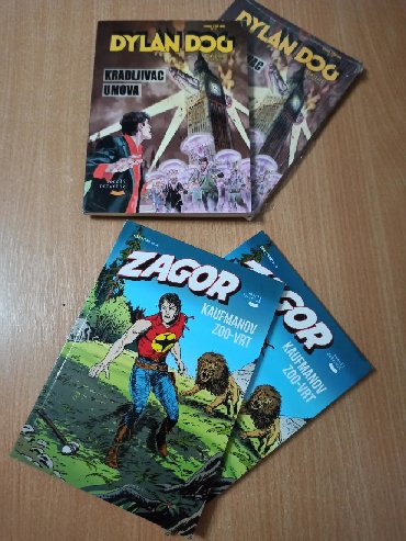 Ostalo   Palic: Stripovi Novo  Prodaju se na komad