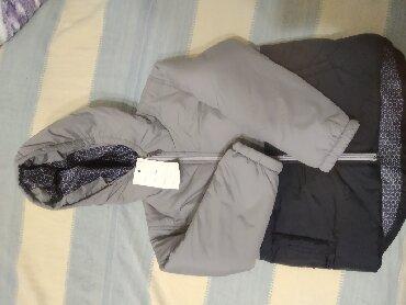 детская осенняя одежда в Кыргызстан: Куртка детская. Новая. Осень. На 3-5 лет. 350 сом. Тел