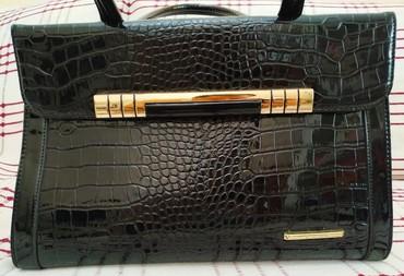женские кроссовки puma ferrari в Азербайджан: Женская сумка, классическая, деловая. Почти новая. Производство