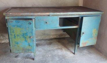 Продаю слесарный стол (верстак). Б/У. в Кант