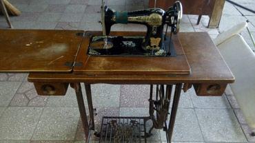 обувная швейная машинка бу купить в Кыргызстан: Швейная машинка