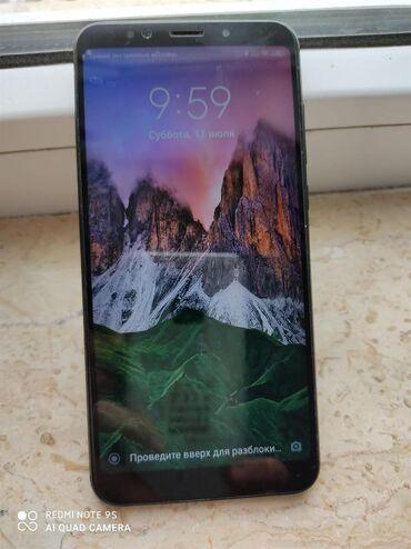 bmw 5 серия 540i mt - Azərbaycan: Xiaomi Redmi 5 Plus 32 GB qara