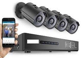 Bakı şəhərində Kamera üçün DVR - 4 portlu Full HD 1080p dəstəkləyir . Təzədir.