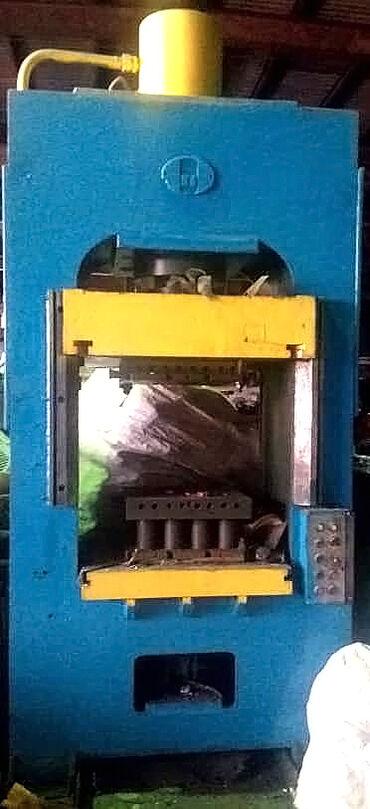 Пресс гидравлический  Усилие – 160 тонн Цена 230 тыс. сом