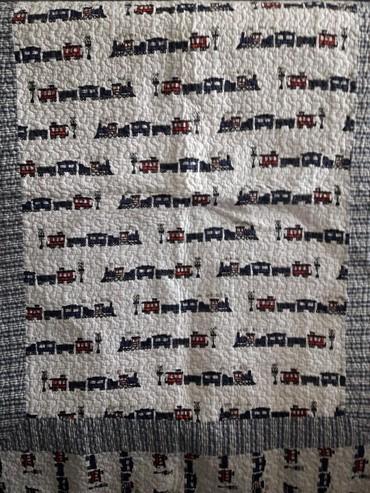 pododejalnik 100 120 в Кыргызстан: Продаю детское одеяло-покрывало. Ткань 100% хлопок. Размеры 150×120