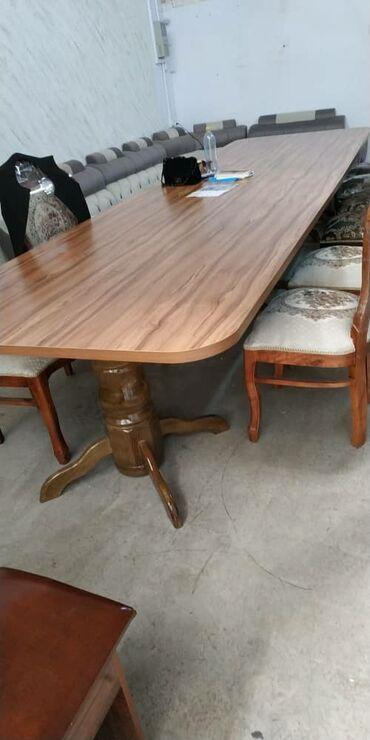 Продаю новый стандартный стол размером 1.20*4.0 метра. Лицевая сторона