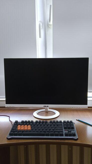 подставки для компьютера в Кыргызстан: Монитор Asus 27' vx279h-w со встроенными звуком.FHD 1920x1080 (16:9)