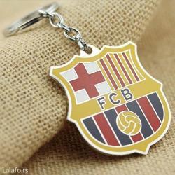 Izuzetan metalni privezak fc barcelona. Masivan privezak izuzetno - Zrenjanin