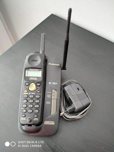 Продажа-телефон - Кыргызстан: Радиотелефон Panasonic. не рабочий