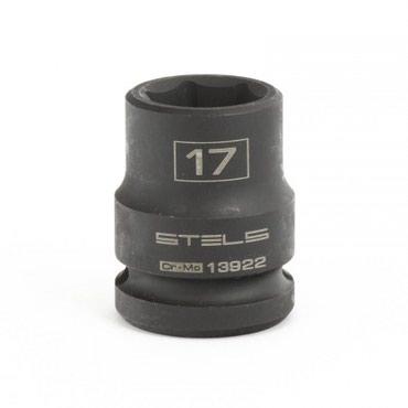 инструменты в Кыргызстан: Головка ударная.Бренд STELSВес 0.116 кгМатериал СrMoРазмер головки