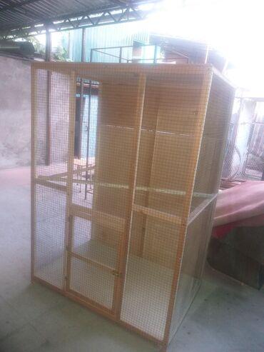накидка на клетку попугая в Кыргызстан: Срочно продаю клетку для попугаев