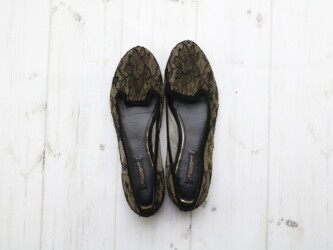 Стильные балетки Dolce & Gabbana.Оригинал!,р.39 Длина подошвы: 27